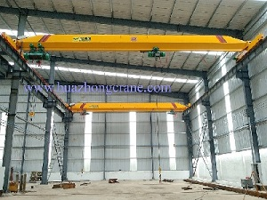 LD model single girder bridge crane
