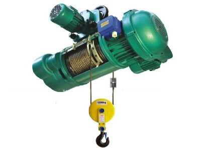 CD&MD model wire rope electric hoist